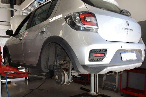 Imagen Renault Sandero