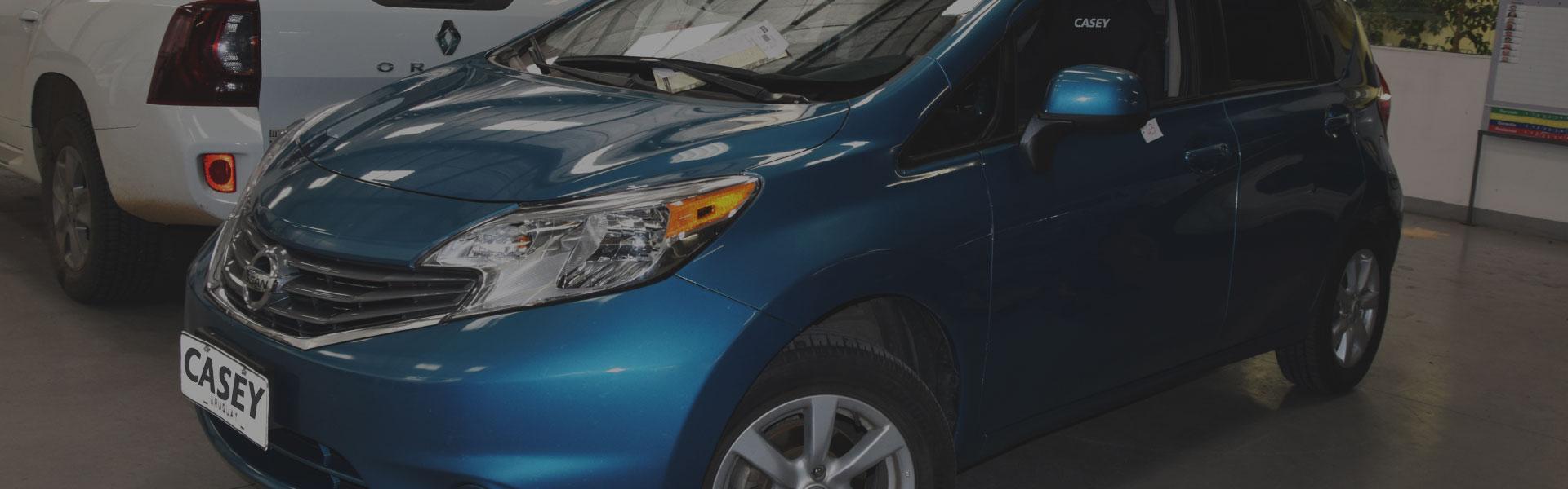 Imagen Slider Auto Nissan