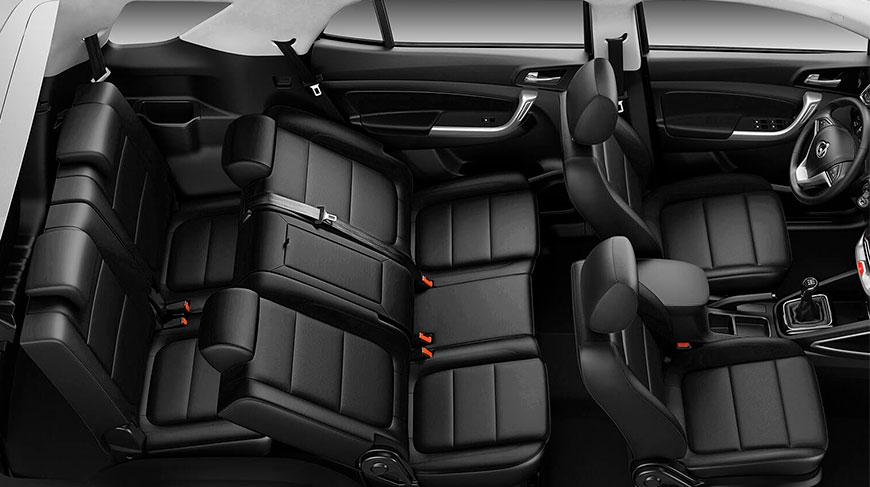 Vehículos 0Km - Changan CX70 - Interior - Casey