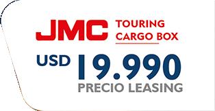 Promo Touring Cargo Box - Casey