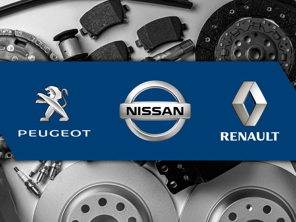 Repuestos Originales - Nissan - Peugeot - Renault